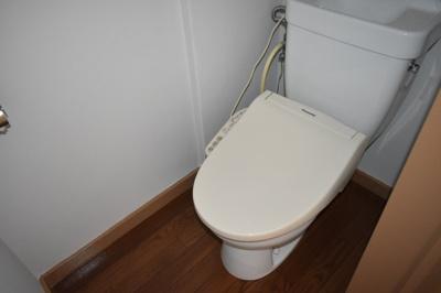 【トイレ】フジビル