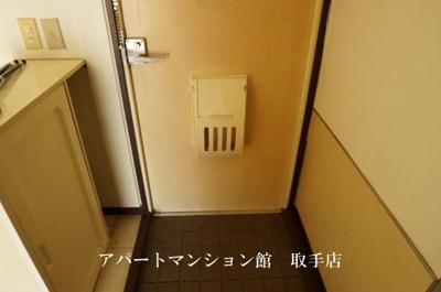 【玄関】サンハイツ新町