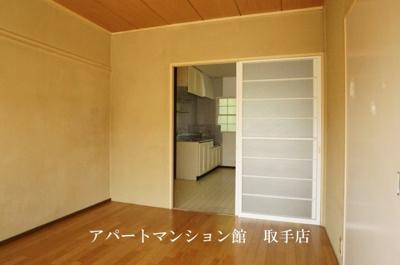 【寝室】サンハイツ新町