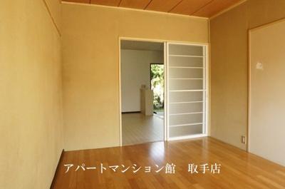 【居間・リビング】サンハイツ新町