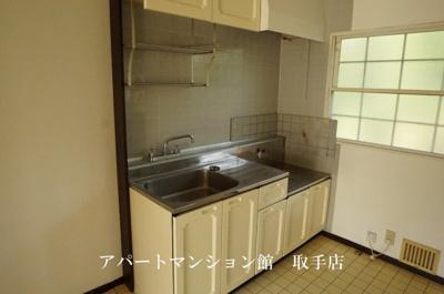 【キッチン】サンハイツ新町