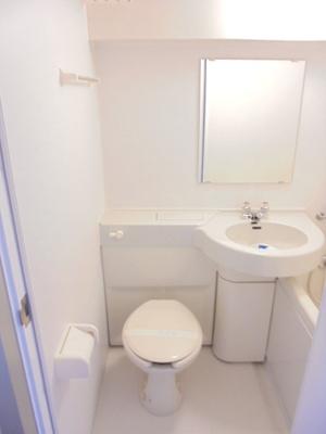 【トイレ】スカイコート市ヶ谷