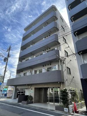 【外観】スカイコート武蔵新田