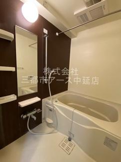 【浴室】プレッソ戸越公園