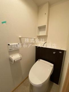 【トイレ】プレッソ戸越公園