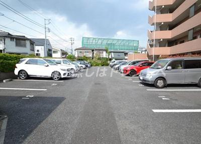【駐車場】クリケットヒル富ヶ谷