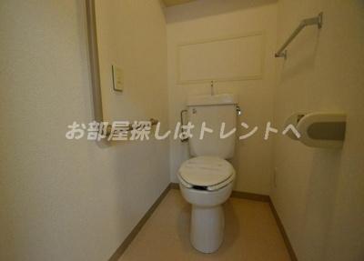 【トイレ】クリケットヒル富ヶ谷
