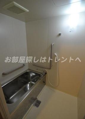 【浴室】クリケットヒル富ヶ谷