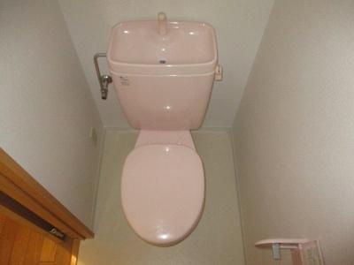 【トイレ】リッツハウス