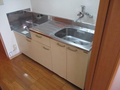 【キッチン】リッツハウス
