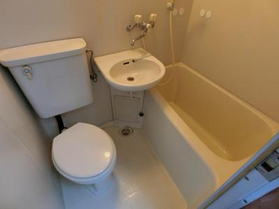【浴室】コクブマンション