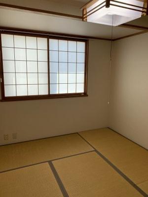 【寝室】カサミラマンション