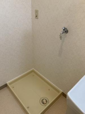 【洗面所】カサミラマンション