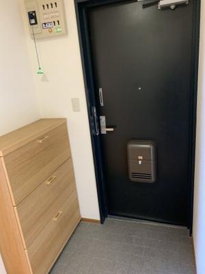 【玄関】カサミラマンション