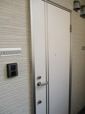 【玄関】Creo浄心