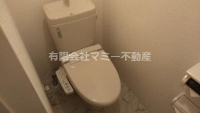 【トイレ】諏訪栄町3階店舗C