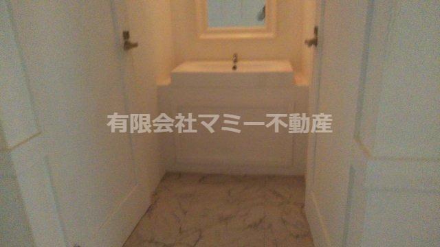 【独立洗面台】諏訪栄町3階店舗C