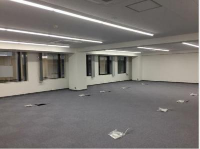 【内装】横浜駅徒歩4分 貸事務所