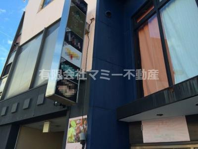 【外観】西新地スナック店舗