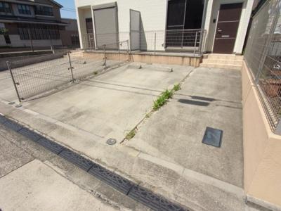 【駐車場】メゾン・ド・ケイ 松月町