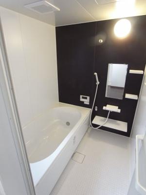 【浴室】メゾン・ド・ケイ 松月町