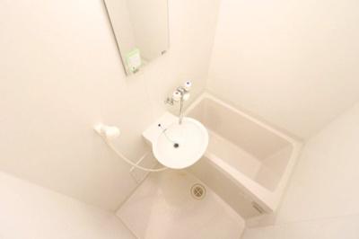 【浴室】レオパレスボナール