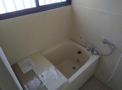 【浴室】奥沢ハイツ