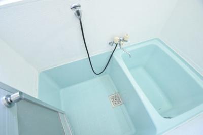 【浴室】松尾コーポ 南棟