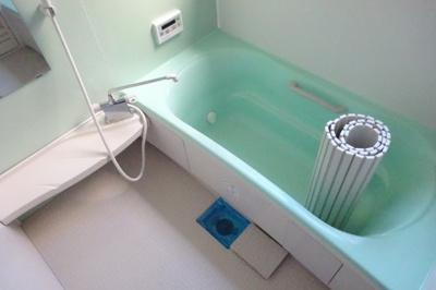 【浴室】リンデン牛田A棟