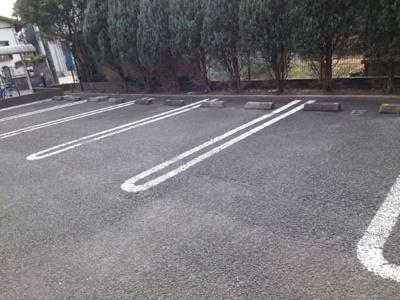 【駐車場】ヒルサイド・テラス