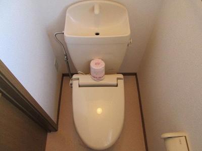 【トイレ】ヒルサイド・テラス
