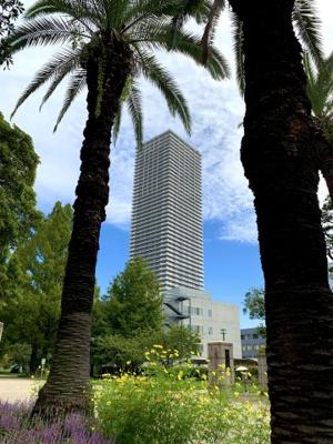 全665戸 53階建タワーマンション 基礎免震構造で安心です