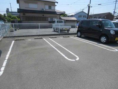 【駐車場】ヌーベル アンジュ