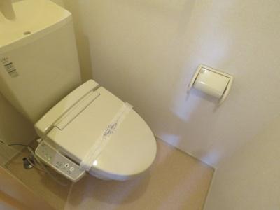 【トイレ】ヌーベル アンジュ