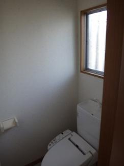 【トイレ】三島市旭ヶ丘一棟アパート