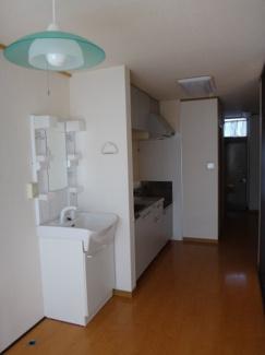 【独立洗面台】三島市旭ヶ丘一棟アパート