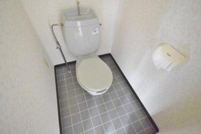 【トイレ】岡本パナハイツ