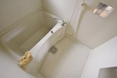 【浴室】岡本パナハイツ
