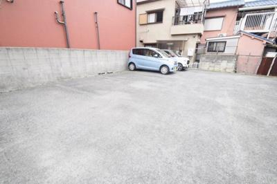 【駐車場】岡本パナハイツ