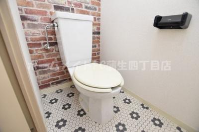 【トイレ】コスモス城東中央
