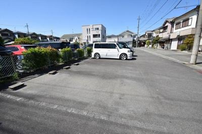【駐車場】村田ハイツ