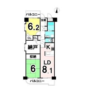 ■東武スカイツリーライン「谷塚」駅 徒歩9分 <セトルコート谷塚 中古マンション>