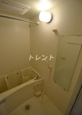 【浴室】レキシントンスクエア新宿御苑