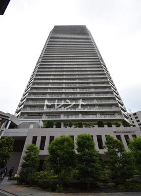 【地図】豊洲シエルタワー