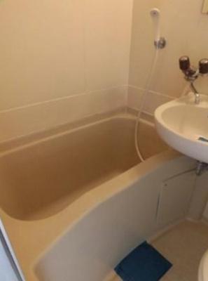【浴室】メゾンドロベリー