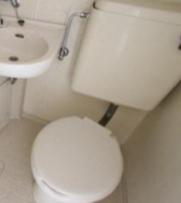 【トイレ】メゾンドロベリー