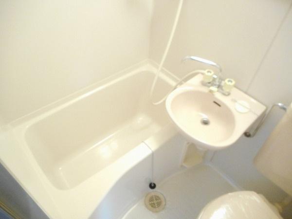 キレイな浴室です!