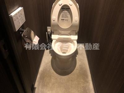 【トイレ】西新地店舗M