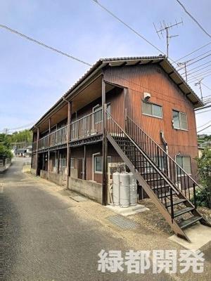 【外観】後田町中川アパート