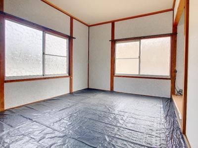 【和室】後田町中川アパート